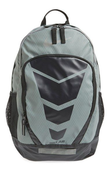 f8a318b20 NIKE 'Max Air Vapor - Large' Backpack. #nike #bags #polyester #backpacks