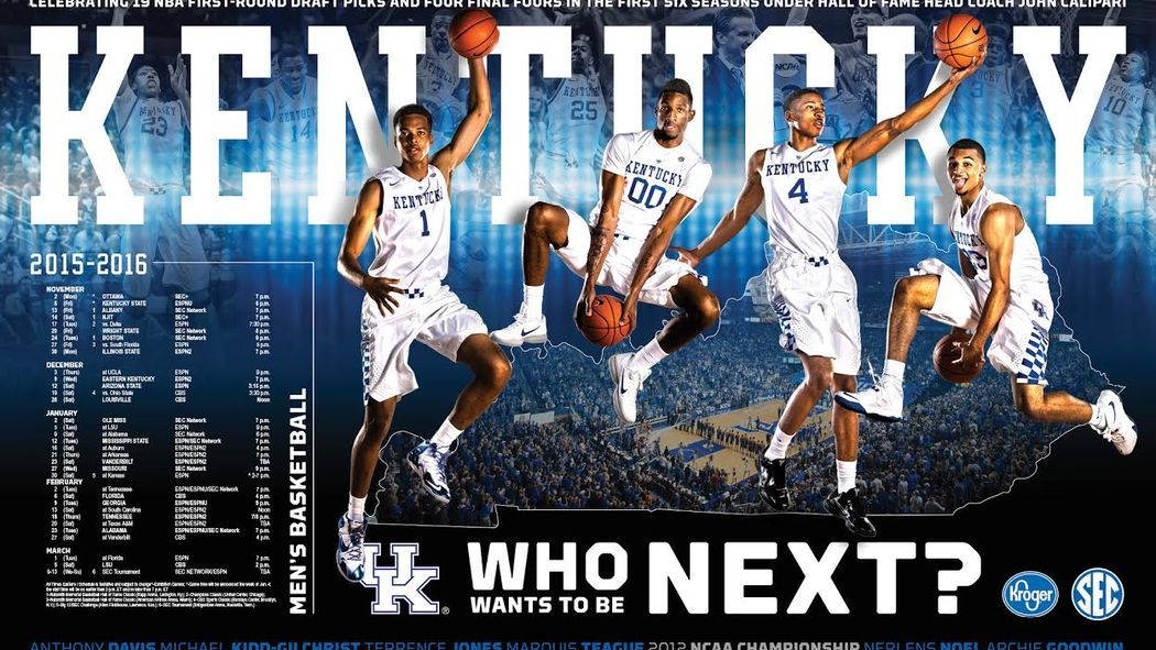 Kentucky Wildcats Basketball Posters Unveiled How You Can Get One Basketball Posters Kentucky Athletics Kentucky Wildcats