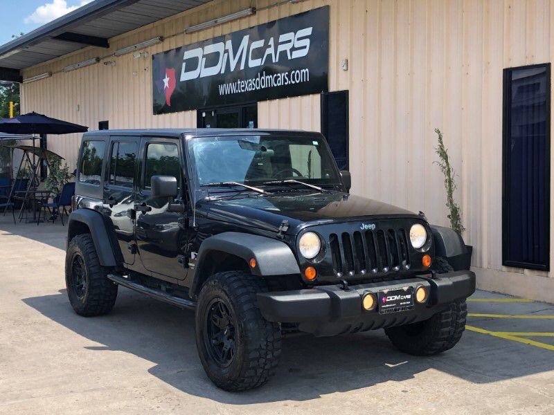 Come on down tomorrow and check out our 2007 Jeep Wrangler