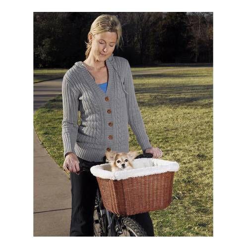 Canastilla para bicicleta solvit raza peque a mascotas - Limpieza de casas groupon ...