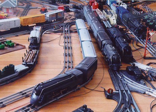 Lionel trains My grandfather bought me my first set No smoke kit – Lionel Train 671 Wiring-diagram