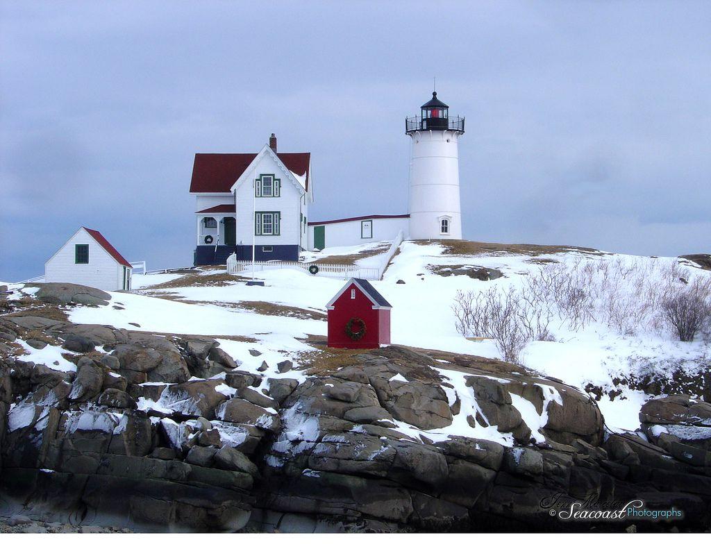 Nubble Lighthouse,York,Maine