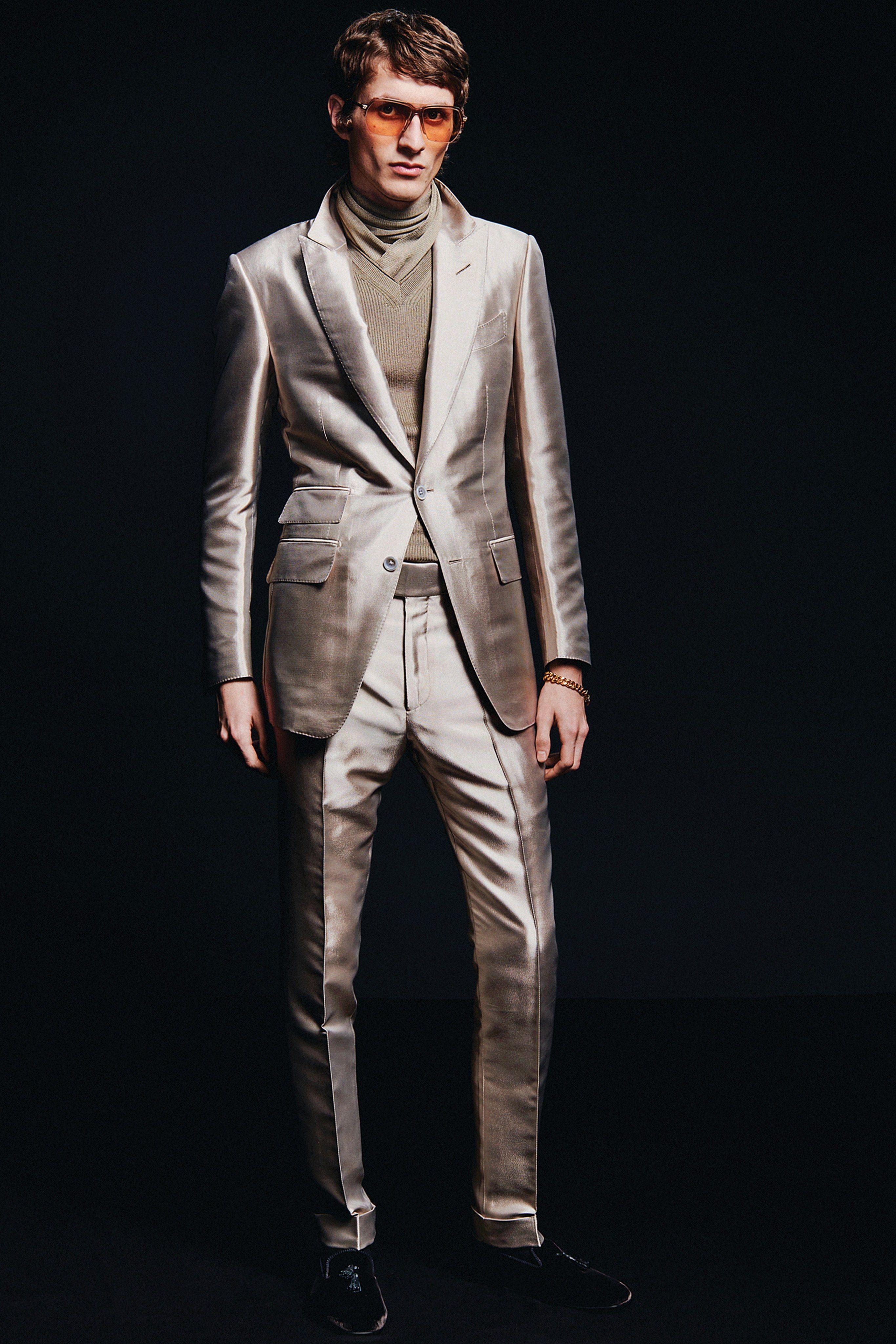 67f091a31b Tom Ford Fall 2019 Menswear Fashion Show in 2019   AW 19 TREND ...