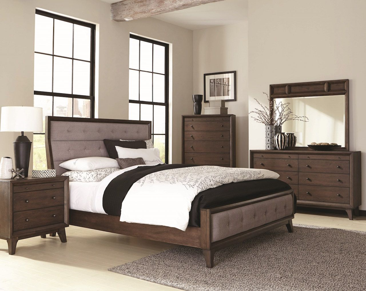Bingham Collection B259 By Coaster Bedroom Set Bedroom Sets