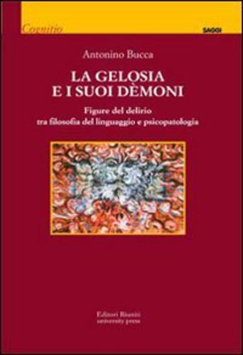#(usato)la gelosia e i suoi demoni. figure del edizione Editori riuniti univ.  ad Euro 11.25 in #Editori riuniti univ press #Psicologia