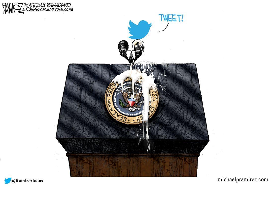 Mike Ramirez, The Weekly Standard
