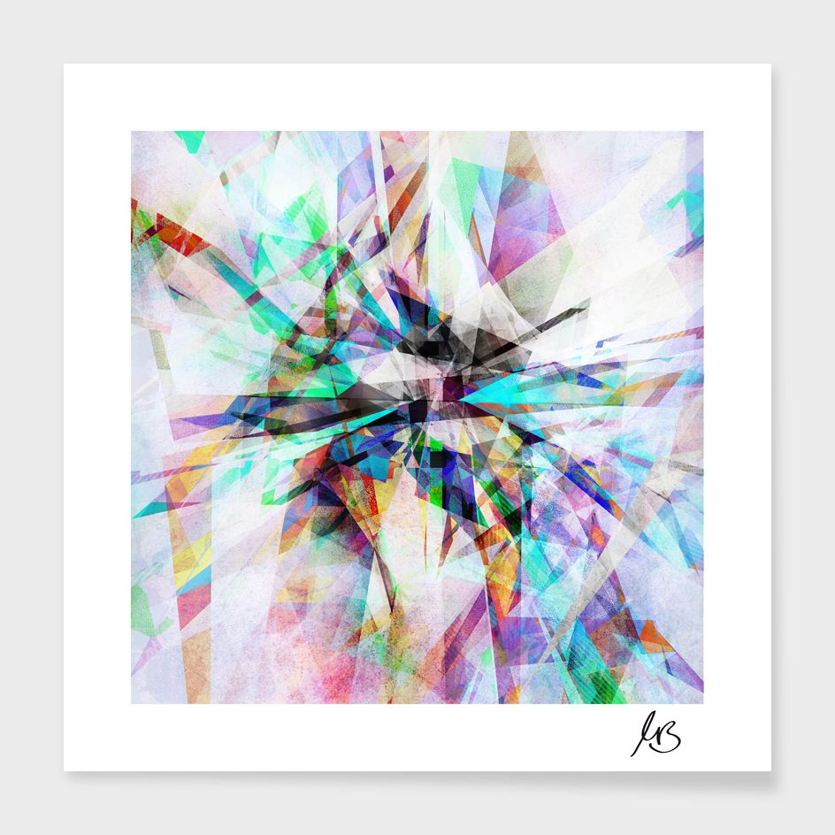 """Graphic 12x"" - Art Print - Mareike Böhmer | Curioos | The Digital Art Factory | Limited Edition Prints, Art Skins & Accessories"