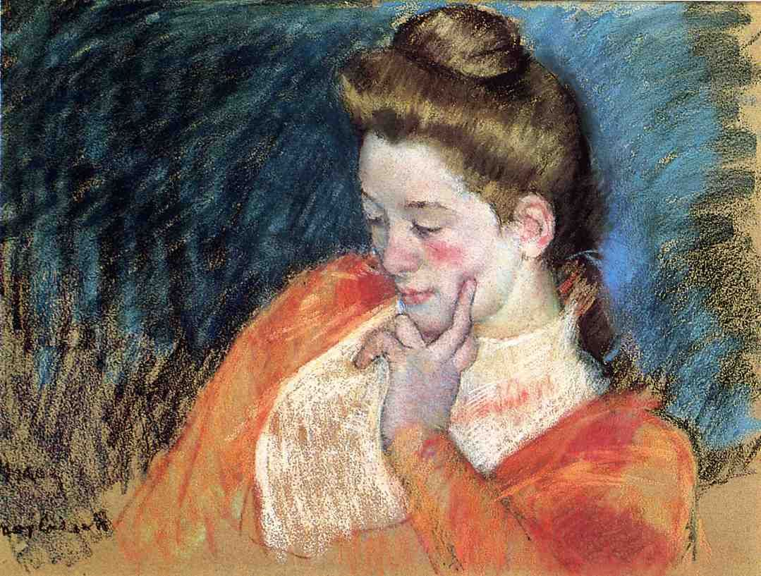 cassatt women Recognized as one of the foremost 19th-century american painters and printmakers, mary cassatt is known for her prolific career and impressionist artwork.