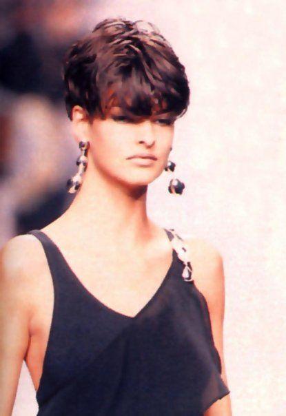 Linda Evangelista Karl Lagerfeld 91 Short Hair Styles Easy Linda Evangelista Short Hair Styles