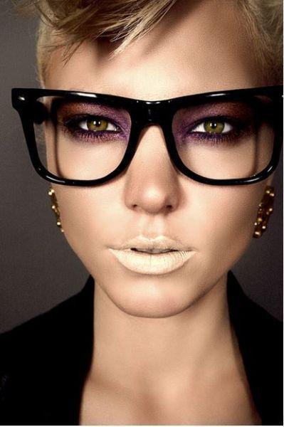MAQUIAGEM PARA QUEM USA OCULOS   glasses   Lentes, Gafas, Anteojos 84034e98d2