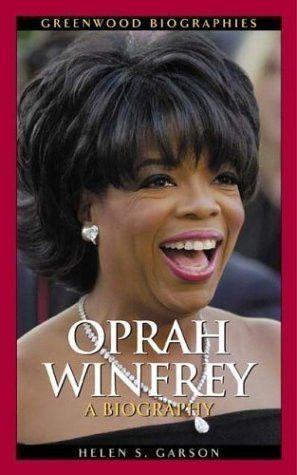 Oprah Winfrey: A Biography by Helen S. Garson  http://bit.ly/2sfc6HW  #BlackLiterature #BlackAuthors  https://unitedblackbooks.org