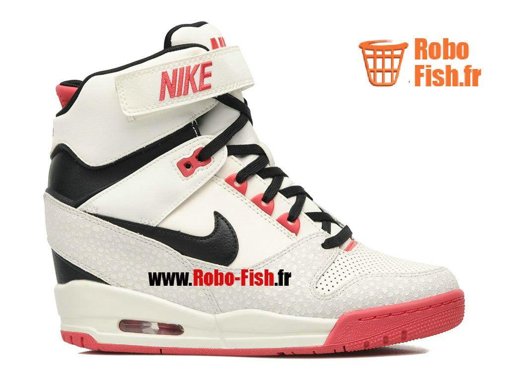 Nike Revolution Hi Air Chaussures Montante Sky Pas Gs Cher x7rHx