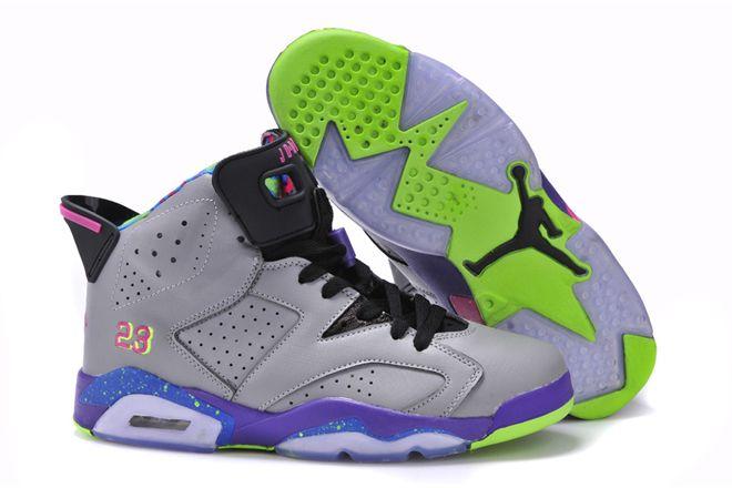 release date: 089b2 ff476 Authentic Fresh Prince of Bel-Air Air Jordans 6 Retro Nike ...
