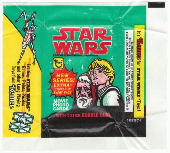 Topps-Star Wars Universe-Sticker 123