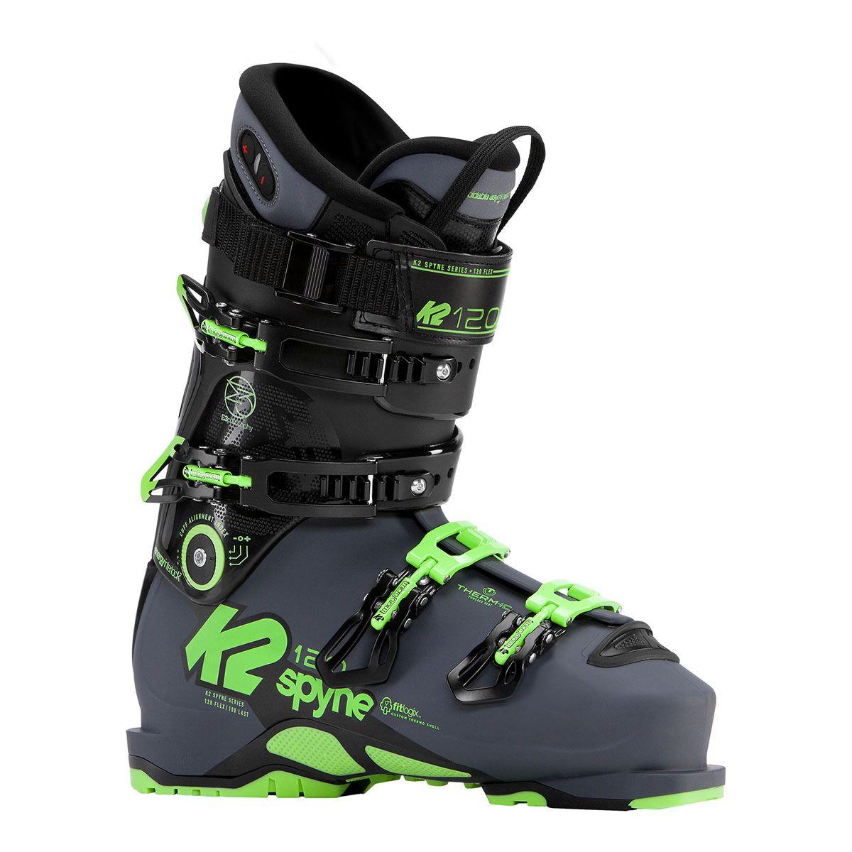 K2 spyne 120 heat ski boots ski boots boots ski boot
