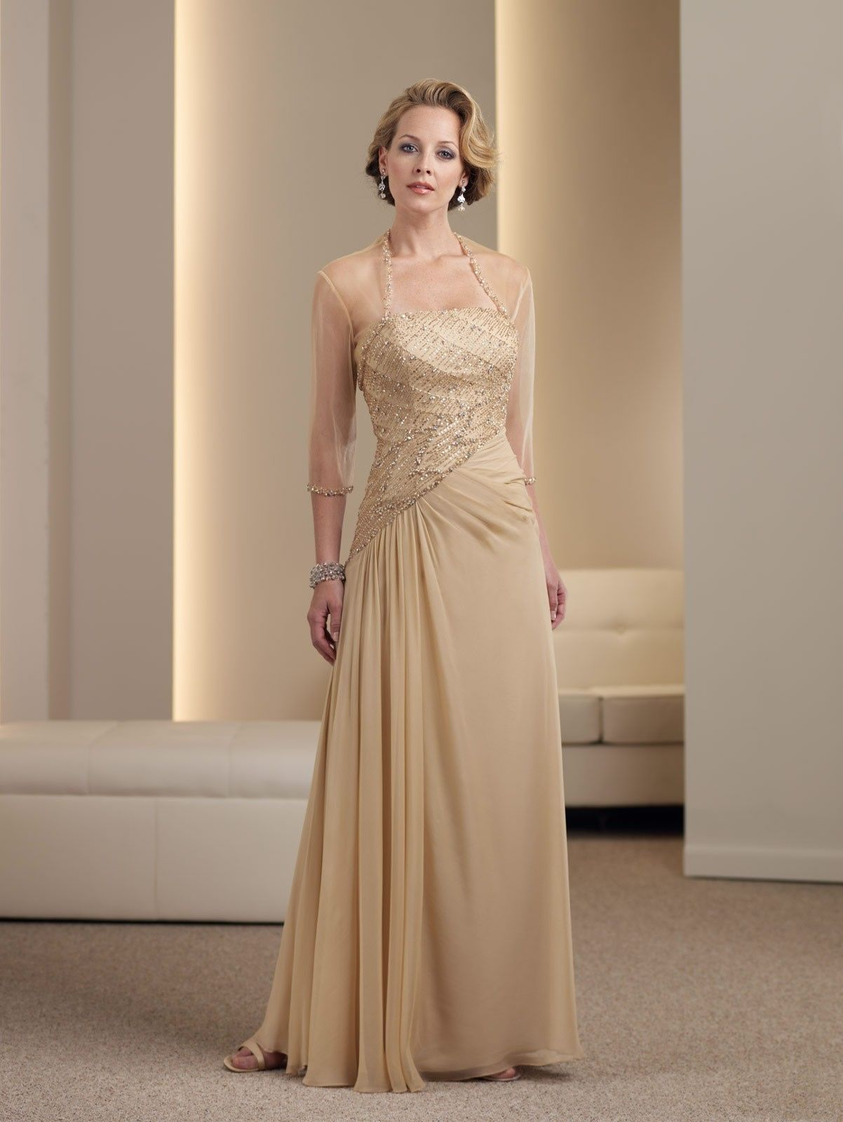 Wedding dresses for mother of the bride  Inspirational Wedding Dresses for Mothers Check more at