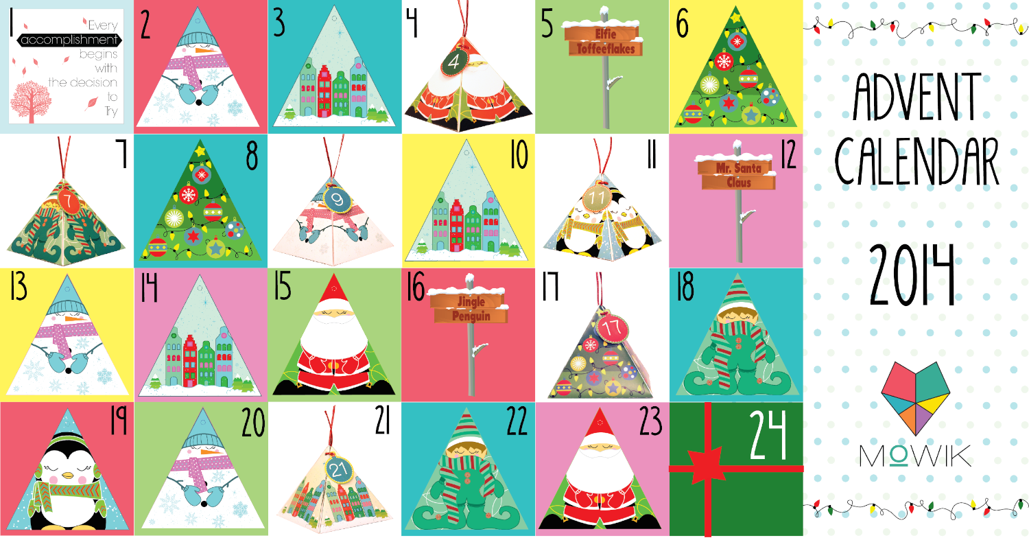 Day 1 Countdown until christmas