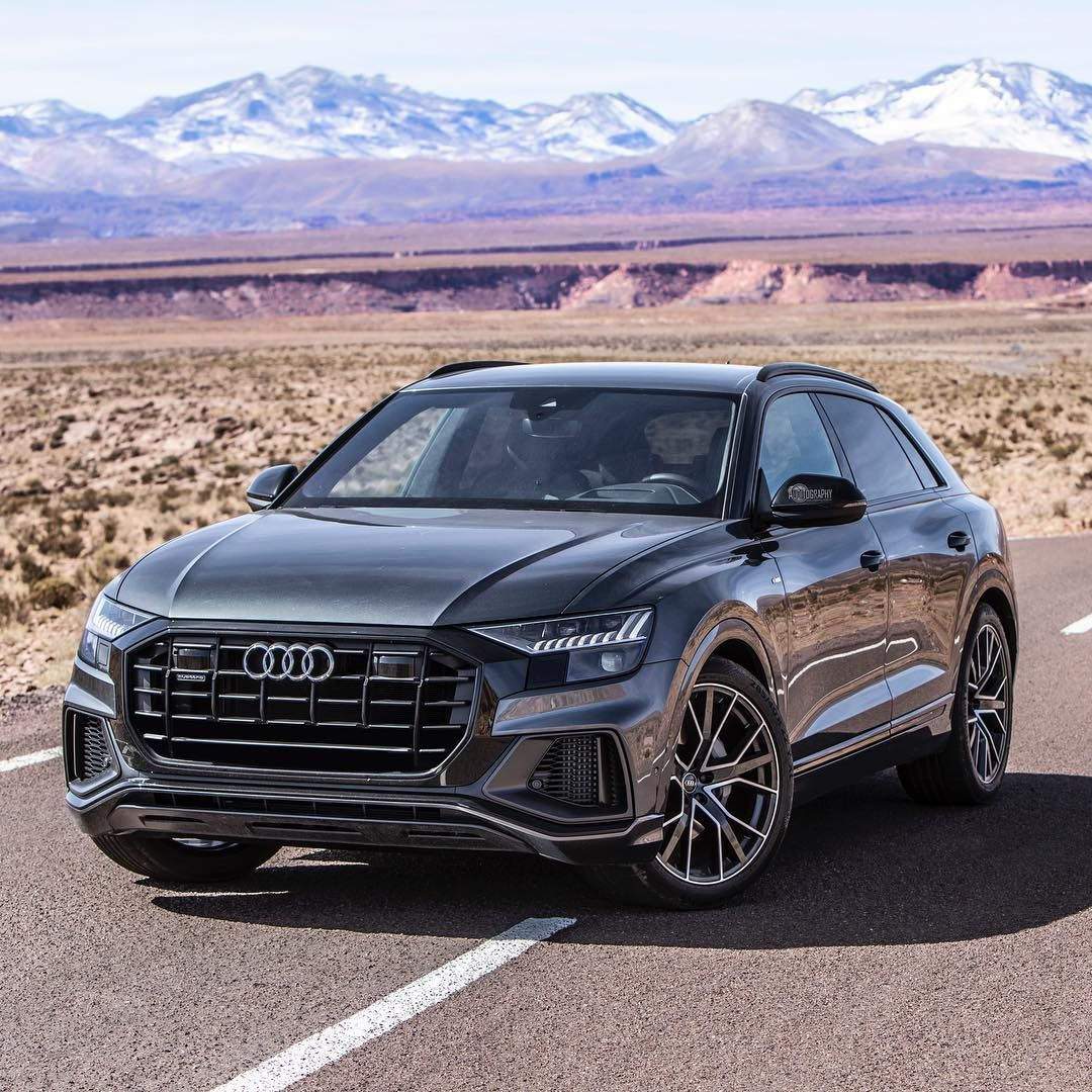 The New Audi Q8 Auditography On Instagram And So After The Long Tease And Hype I Can Finally Present To Yo Dream Cars Audi Audi Q