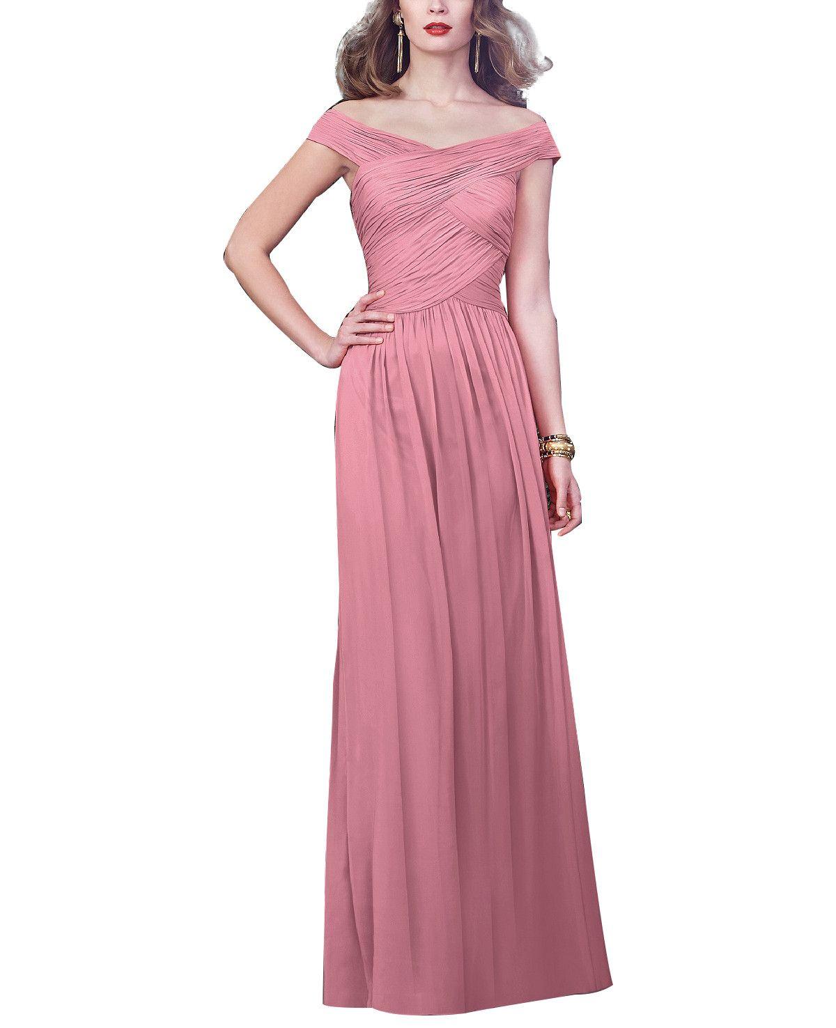 Moderno Usados ??vestidos De Dama De Honor De Alfred Angelo ...