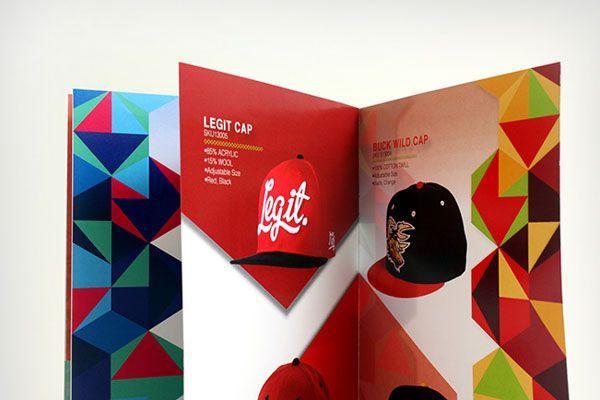 NEFF beautiful colorful brochure design ideas 2 20 Best Beautiful ...