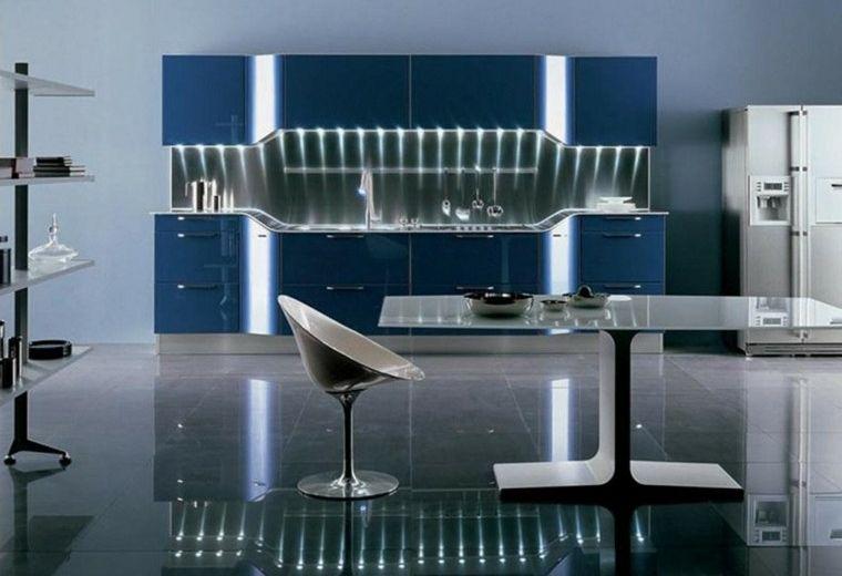 Diseño de cocinas modernas - 100 ejemplos geniales   Proyecto Cocina ...