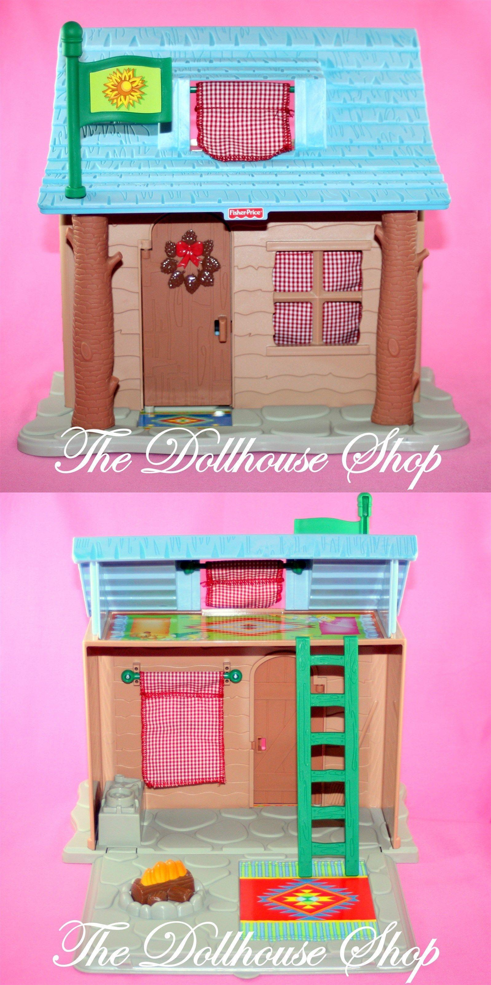 dollhouses 20898 new fisher price loving family dream dollhouse