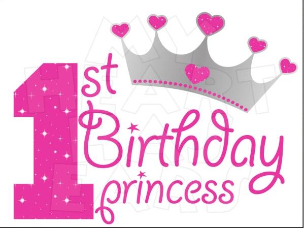 Happy Birthday Sweet Princess First Birthday Wishes Happy Birthday Princess 1st Birthday Wishes