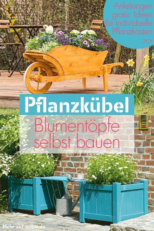 Pflanzkasten Pflanzkasten Pflanzen Und Diy Gartendekoration