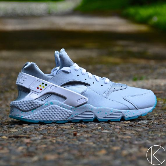 huge selection of 7d4cb ec170 Huarache Custom Air Mag Nike Huaraches Shoes by KendrasCustoms