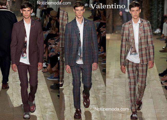 pretty nice caa33 92c6a Abiti Valentino primavera estate 2015 uomo   Abbigliamento ...