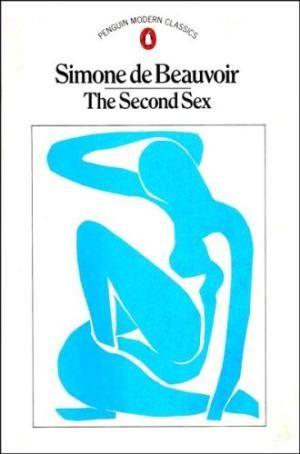 The Second Sex by Simone de Beauvoir 1976