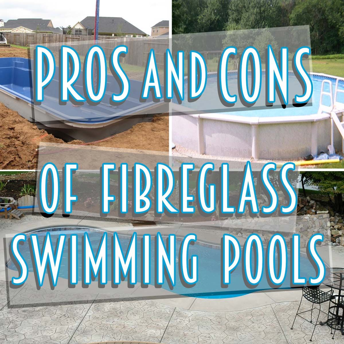 What Are Fibreglass Pools? Cost, Advantages U0026 Installation
