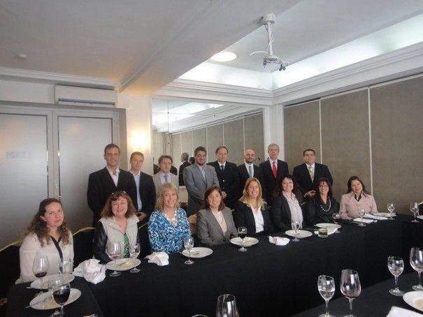 """En el formato de """"Almuerzos de Actualidad Internacional"""", el meeting compartido con S E  Tuner Karakas, Embajador de Turquía en Argentina."""