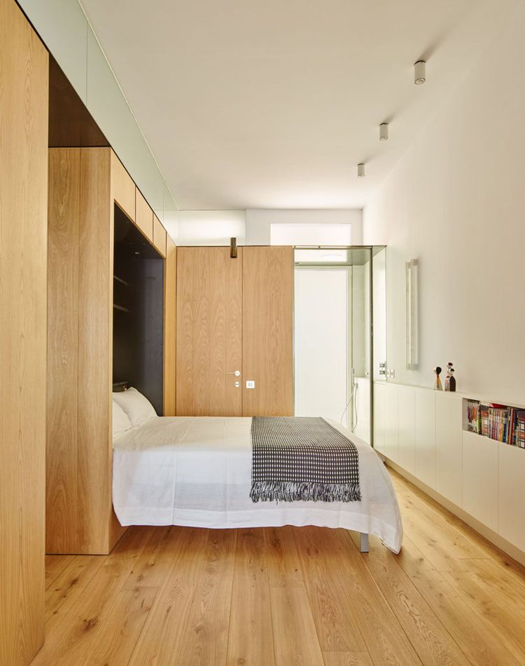 Casa AB by Built Architecture in Barcelona, Spain