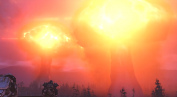 Fallout 76 players crash servers with nuclear chaos
