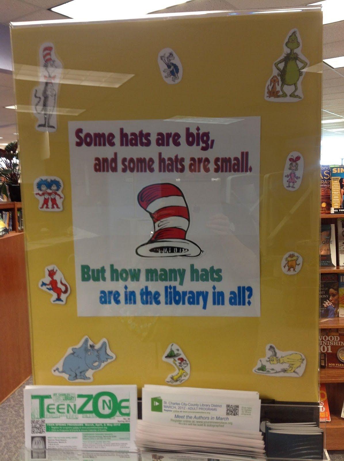 The Show Me Librarian April 2012 Program ideas, Passive