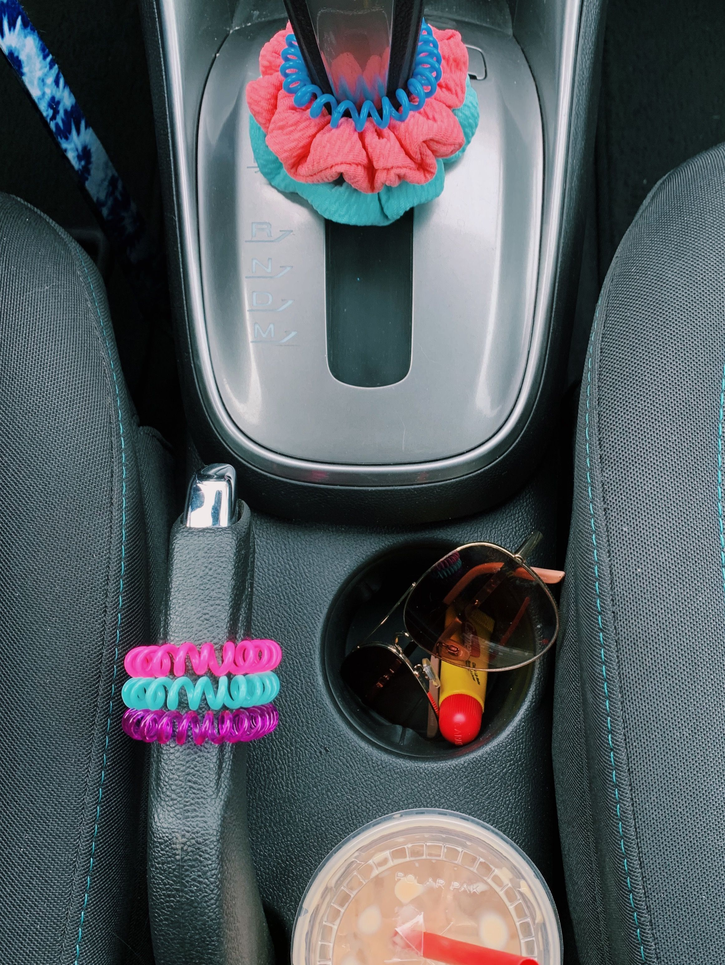 Cute Neon Summer Vsco Car With Images Cute Car Accessories