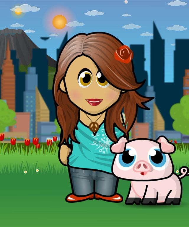 Vote for my WeeMee in today's Fame Game in the WeeMee
