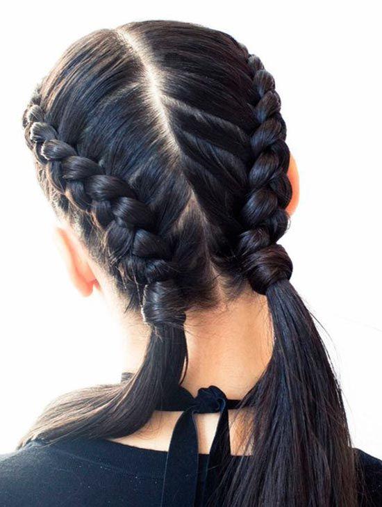 30 badass boxer braids you need to try frisur und haar