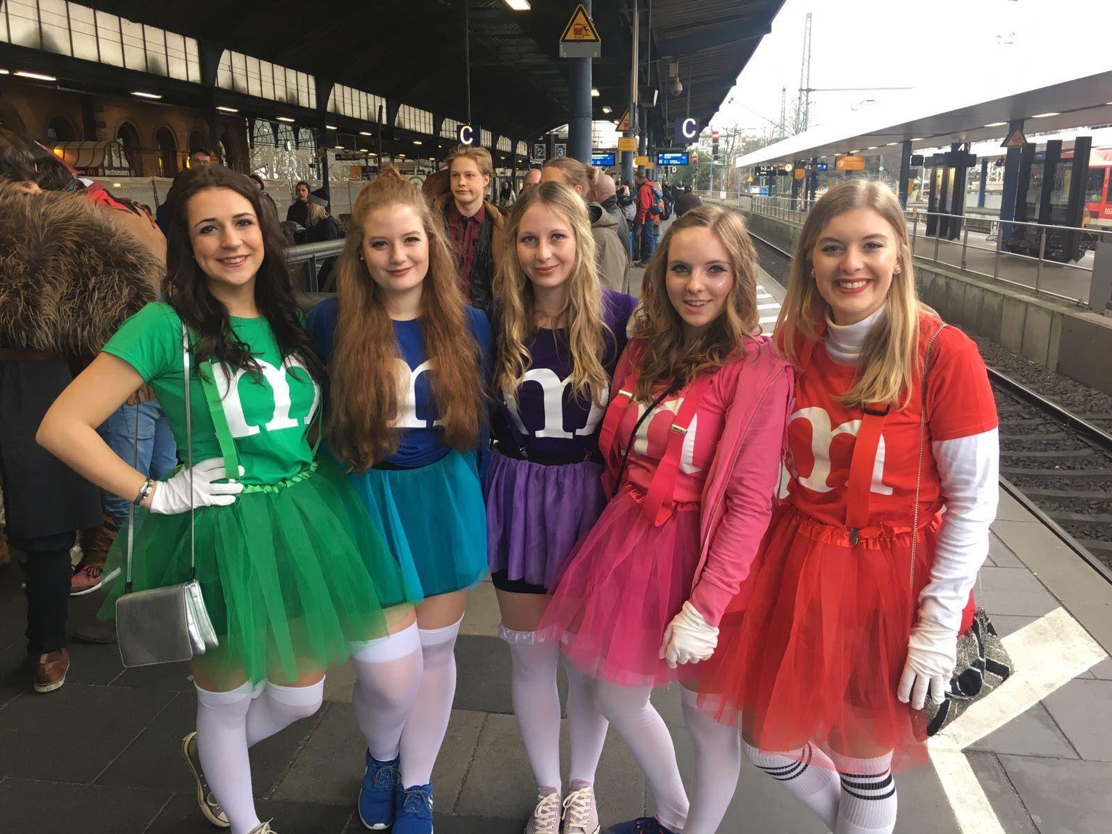 Rock n Roll Kinderkostüm in 4 Farben NEU Mädchen Karneval Fasching Verkleidung