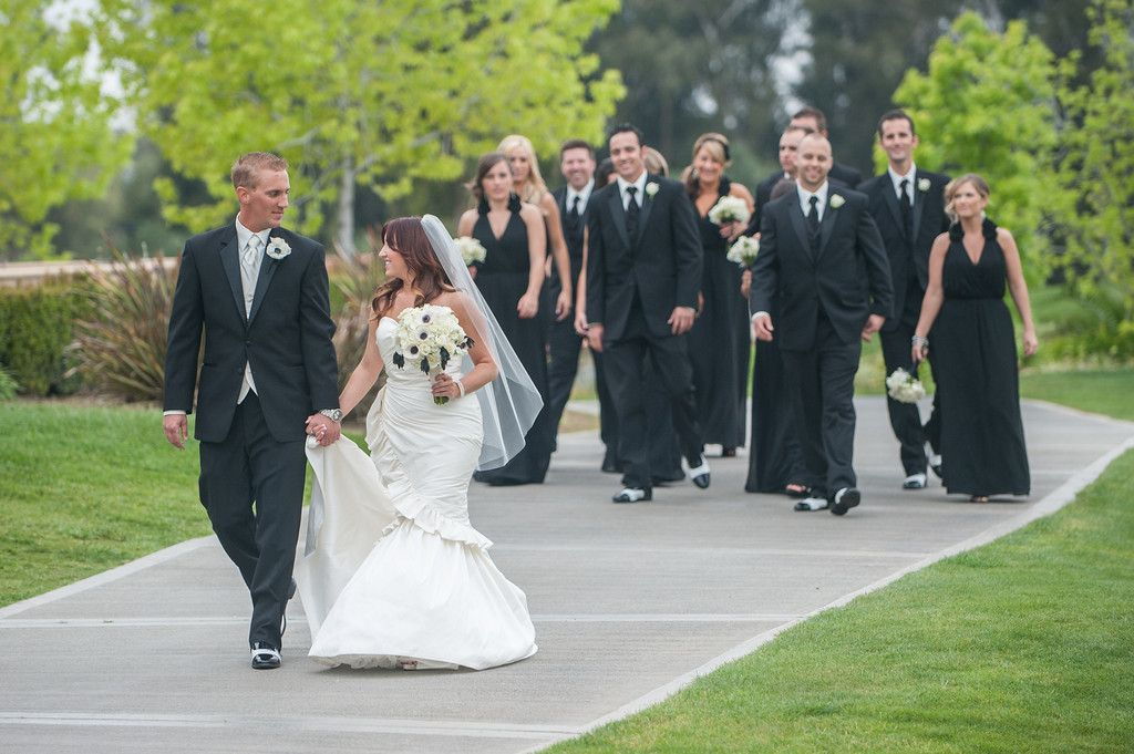 Megan And Nick Married At The Beautiful Wedgewood Banquet Center Sterling Hills Golf Club In Camarillo