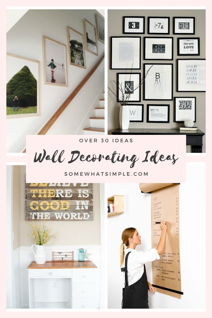 30 Best Wall Decor Ideas For Any Budget In 2020 With Images