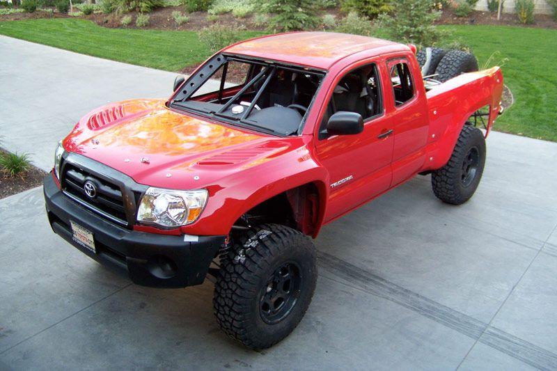 tacoma fender flares | 05-11 Toyota - 115.3KB