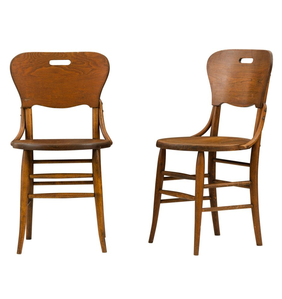 Carved oak kitchen chairs. Simple traditional chairs. Oak chairs. Kitchen  chairs. Restored chairs. vintage chairs. Dining and Office Chairs. - Carved Oak Kitchen Chairs. Simple Traditional Chairs. Oak Chairs