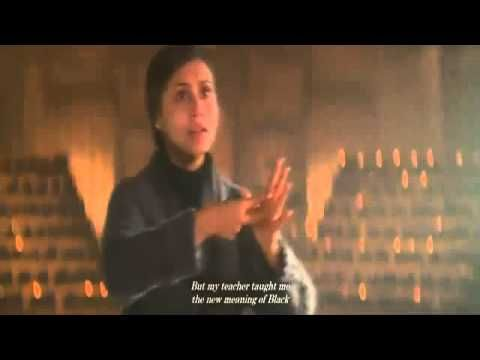 black movie (2005) rani mukherjee graduation speech Bollywood - graduation speech
