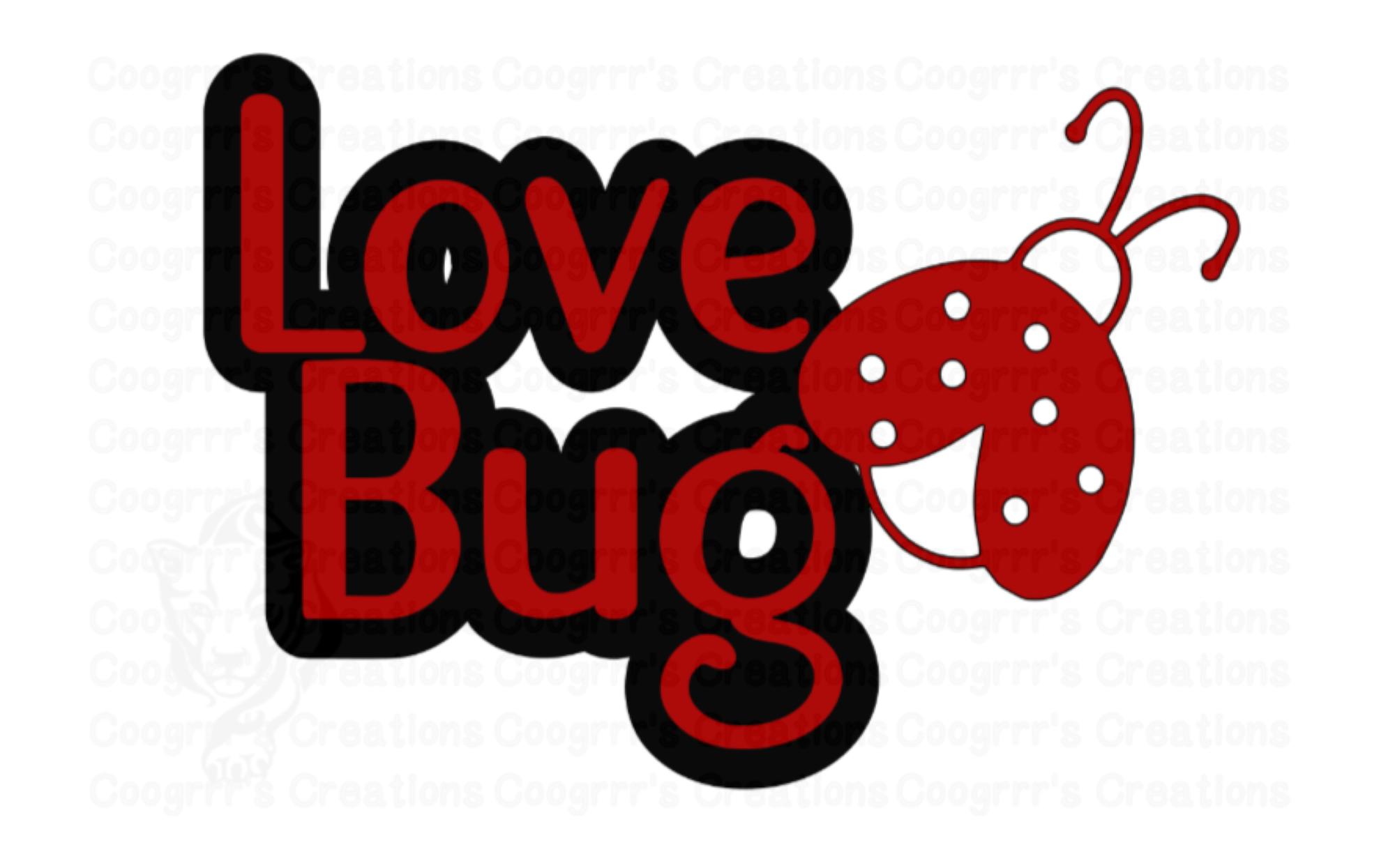 Download Love Bug svg | Valentine svg | Lady Bug svg | Ladybug svg ...