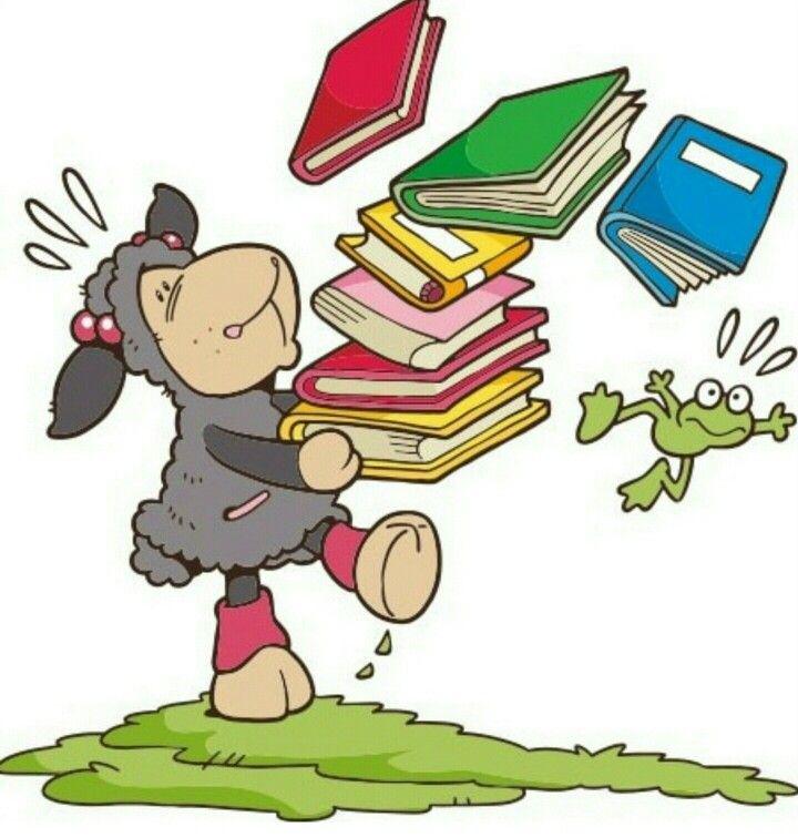 Nici Jolly Lucy   Sheep cartoon, Cute animal drawings ...