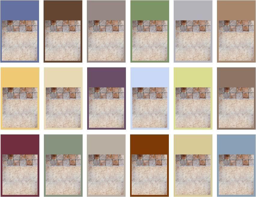 tile-options | Bathroom Design Ideas | Pinterest | Paint colors ...