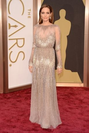 Oscars 2014: The Ten Best Dressed Celebrities on the Red Carpet - Vogue Daily - Fashion and Beauty News and Features