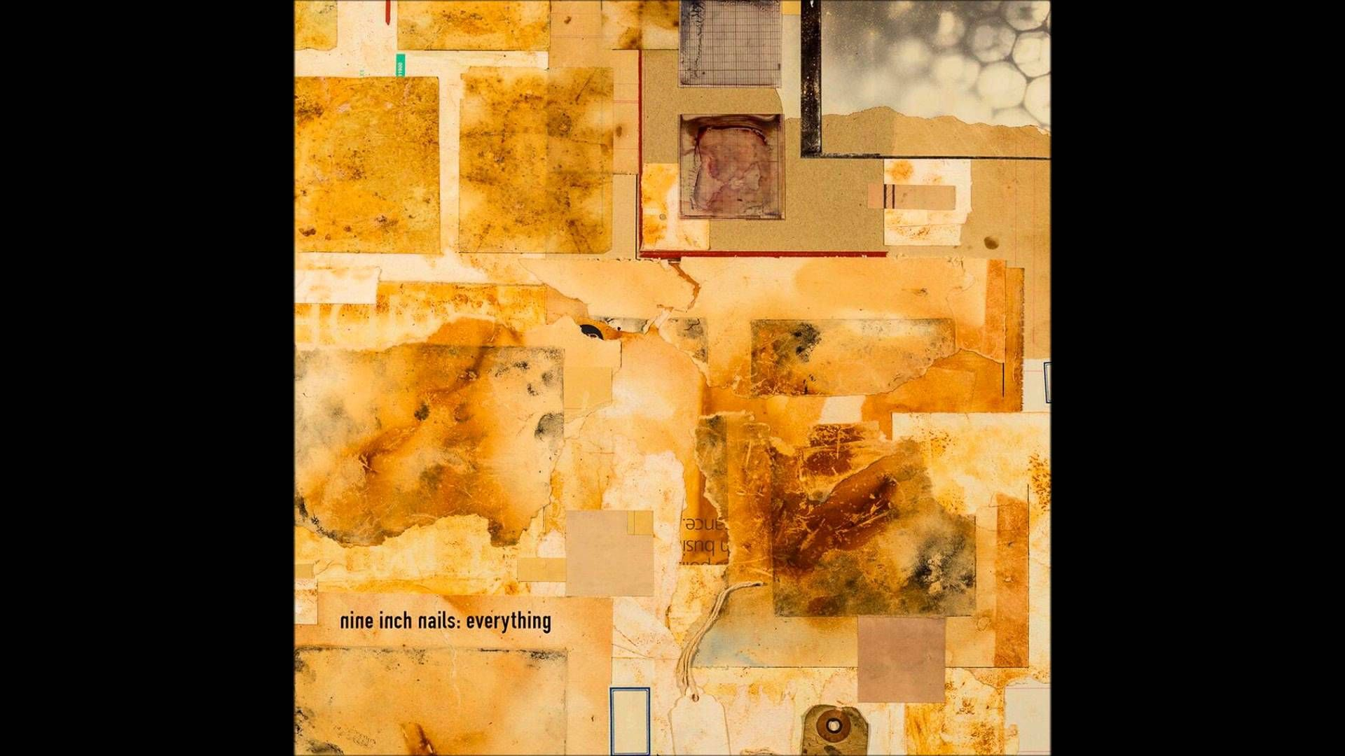 Nine Inch Nails - Everything http://www.youtube.com/watch?v ...